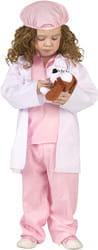Фото Костюм для девочки Ветеринар детский