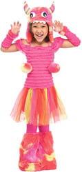 Фото Костюм Розовый монстрик (для малышей) детский