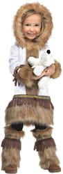 Фото Костюм Эскимосочка детский