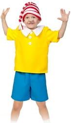 Фото Костюм Буратино (Золотой ключик) детский