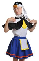 Фото Костюм Сорока-Белобока в платье детский