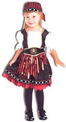 Фото Костюм Малышка Пиратка детский