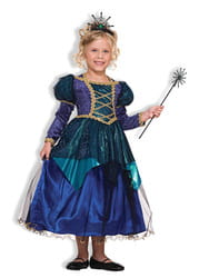 Фото Костюм Ведьмочка-принцесса детский