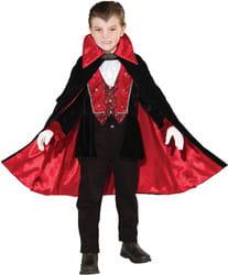 Фото Костюм Викторианский вампирчик детский