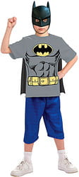 Фото Костюм футболка Бэтмена детский
