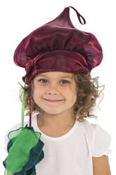 Фото Свекла шапочка детская