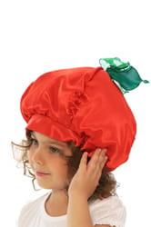 Фото Помидор шапочка детская
