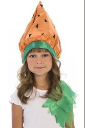 Фото Морковка шапочка детская