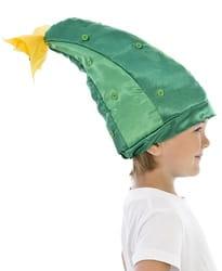 Фото Огурец шапочка детская