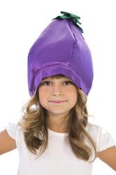 Фото Баклажан шапочка детская
