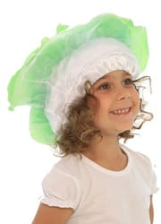 Фото Капуста шапочка детская