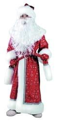 Фото Костюм Деда Мороза из плюша детский
