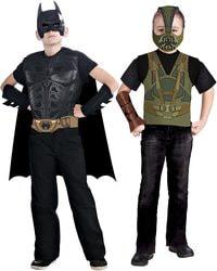 Фото Костюм Набор костюмов Бэтмен и Бэйн детский