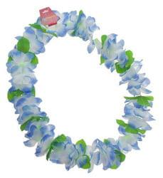 Фото Ожерелье гавайское Сказка голубое