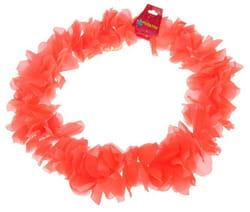 Фото Гавайское ожерелье Лепестки ириса ярко-розовое