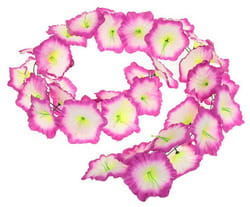 Фото Гавайская гирлянда Лилия фиолетовая