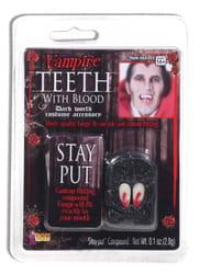 Окровавленные клыки Вампира