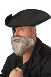 Борода Капитана Пиратов