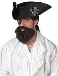 Фото Борода пирата
