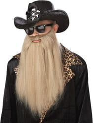 Фото Борода рокера 80-х длинная