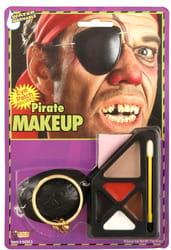 Фото Пиратский грим