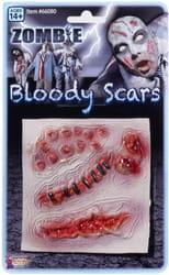 Фото Кровавые рубцы зомби