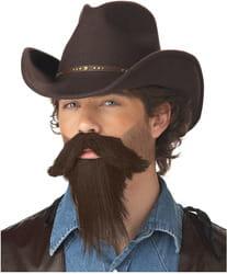 Фото Усы и борода шерифа