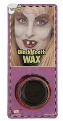 Фото Черный грим для зубов