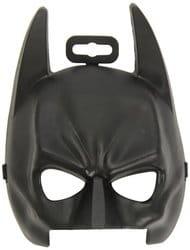 Детская маска Бэтмена на резинке