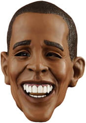 Фото Маска Барак Обама deluxe