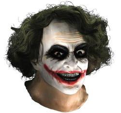 Фото Маска Джокер с волосами (Бэтмен)