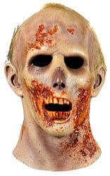 Фото Маска зомби из фильма Ходячие мертвецы