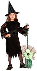 Фото Метелка зеленой ведьмочки