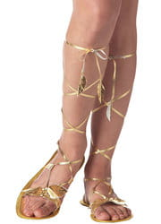 Фото Имитация обуви Греческие сандалии взрослые