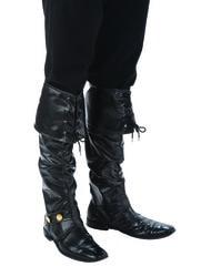 Фото Имитация обуви Пиратские сапоги (голенища)