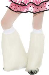Фото Белые гетры (детские)