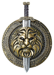 Фото Щит и меч гладиатора