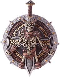 Фото Щит и меч викинга