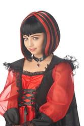 Фото Детский парик вампирши