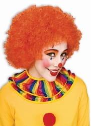 Фото Клоунский парик оранжевый