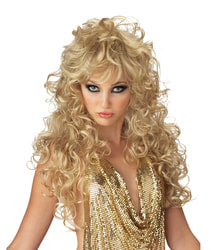 Фото Парик Обольстительная блондинка взрослый