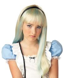 Фото Детский парик Алиса