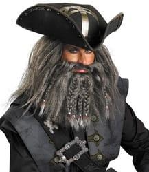 Фото Набор Пират Черная борода deluxe