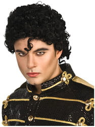 Фото Парик Майкл Джексон (с кудрявыми волосами) взрослый