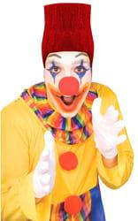 Фото Парик клоуна высокий взрослый