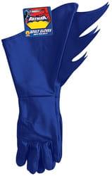 Перчатки Бэтмена синие взрослые