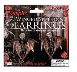 Серьги Вампирши