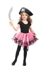 Фото Пиратская юбка детская