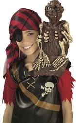 Обезьянка пирата