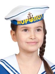 Фото Бескозырка Моряк детская